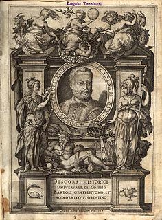 Cosimo Bartoli Italian diplomat, mathematician, philologist and humanist