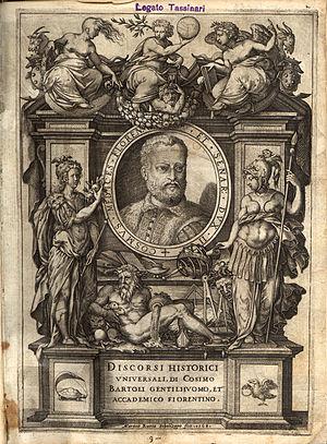 Cosimo Bartoli - Cosimo Bartoli
