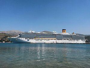 Costa Deliziosa - Image: Costa Deliziosa Argostoli