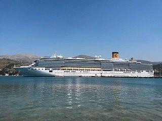 <i>Costa Deliziosa</i> Cruise ship