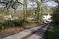 Cottages at Anacrehill on Virginsalley Lane - geograph.org.uk - 359479.jpg