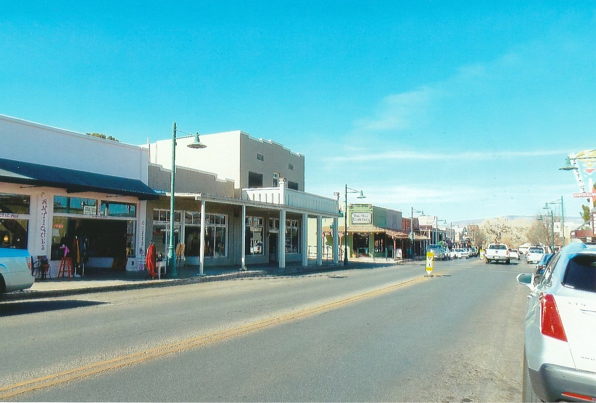 list of historic properties in cottonwood  arizona