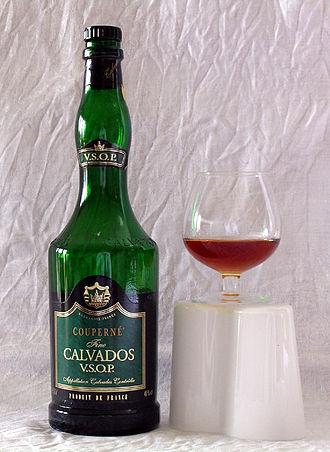 Calvados - Couperne calvados