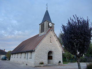 Courteranges Commune in Grand Est, France