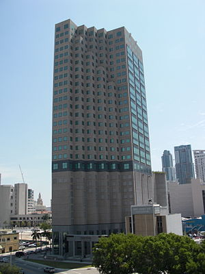Courthouse Center (Miami) - Image: Courthouse Center, 175 NW 1st Avenue, Miami, FL