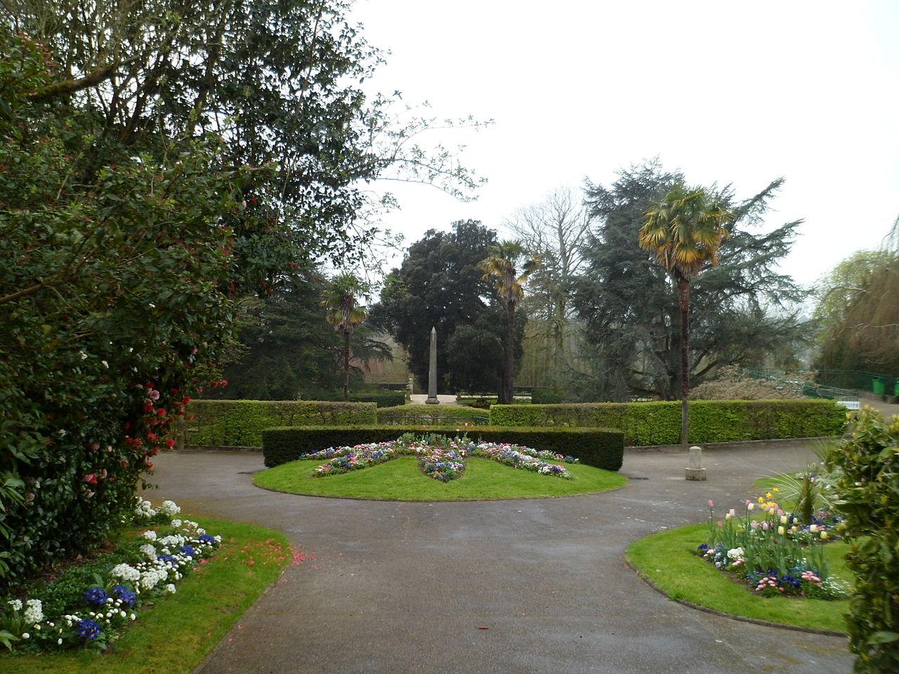 File coutances jardin des plantes jpg wikimedia commons for Jardin des plantes chambery