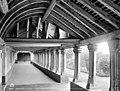 Couvent des Cordelières (ancien) - Cloître, vue intérieure d'une galerie - Provins - Médiathèque de l'architecture et du patrimoine - APMH00014665.jpg