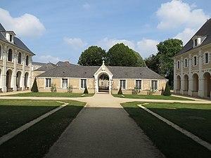 Mayenne - Image: Couvent des Ursulines Château Gontier 15