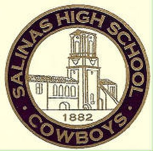 Salinas High School - Image: Cowboys