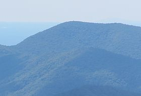 Cowrock Mountain viewed from Brasstown Bald.jpg