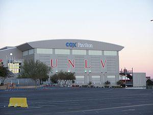 Cox Pavilion - Image: Cox Pavilion
