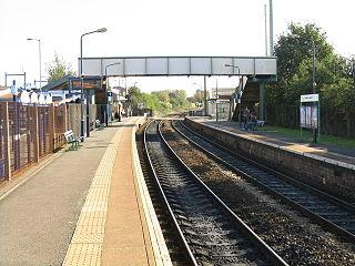 Cradley Heath railway station