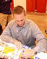 Craig Biggio signs autographs in Houston June 2014.jpg