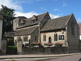 Cricklade - St Mary's Church