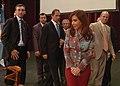 Cristina Fernández anuncia obras de desagüe en Avellaneda 01.jpg