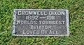 Cromwell Dixon grave - Green Lawn Cemetery (45325009571).jpg