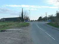 Crossroads, Little Sutton - geograph.org.uk - 368662.jpg