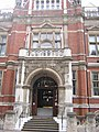 Croydon Town Hall, main entrance - geograph.org.uk - 1988357.jpg