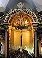 Crucifix at the Altar of the Saint William the Hermit Cathedral.jpg