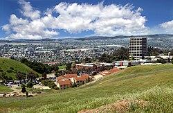 Csueb Concord Campus Map.California State University East Bay Wikipedia