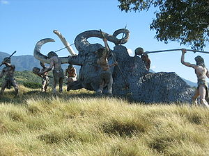 Baconao - Prehistoric Valley exhibit
