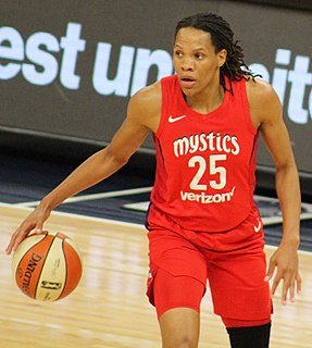Monique Currie American basketball player