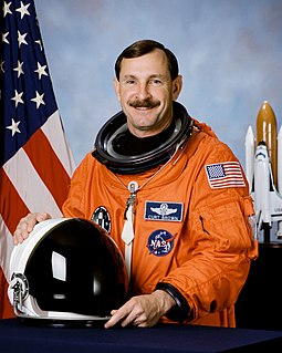 Curtis Brown American Air Force pilot and astronaut