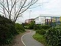 Cycleway at Beddington - geograph.org.uk - 1262275.jpg