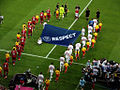 Czech Republic - Poland teams entry - Euro 2012.jpg