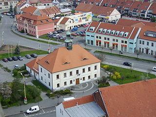 Добржиш,  Среднечешский край, Чешская Республика