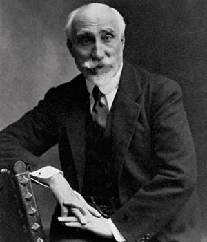 Antonio Maura - Antonio Maura, in 1910.