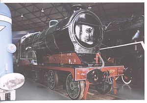 John G. Robinson - Robinson GCR Class 11F 4-4-0 No. 506 Butler–Henderson on display at the National Railway Museum, York, in 2004