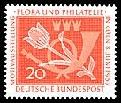DBP 254 Briefmarkenausstellung 20 Pf 1957.jpg