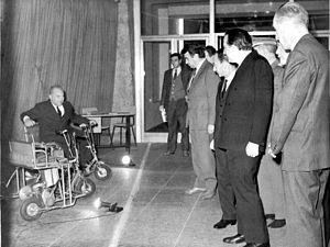 Di Blasi Industriale - DIBLA7 at the 1968 Turin Auto Show