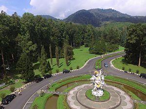 Bali Botanic Garden - Image: DJI 0128 Bali Botanic Garden