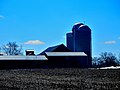 Dairy Farm With Three Silos - panoramio.jpg