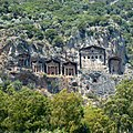 Dalyan. Rock Tombs - panoramio.jpg