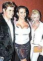 Dan Leal, Angelica Sin and unknown at XRCO Awards 2007 1.jpg