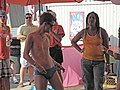 "Dancers at ""Cherry's"" in Cherry Grove, Fire Island.jpg"