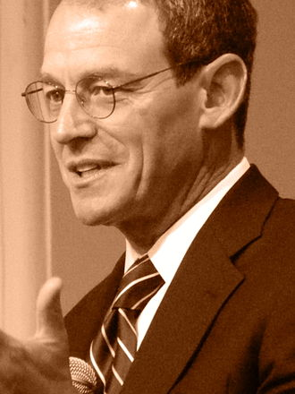 Daniel Silva (novelist) - Silva at a New York book signing, July 16, 2013