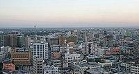 Dar es Salaam before dusk.jpg