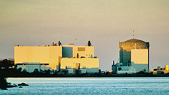 Clarington - the Darlington Nuclear Generating Station.