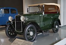 Beginnings Of Datsun Brand Name From 1914 Edit