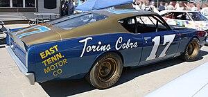 David Pearson (racing driver) - A Pearson Holman Moody car
