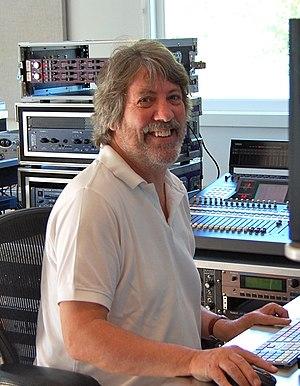 David Hentschel - David Hentschel at Scott Frankfurt Studio, Woodland Hills, CA