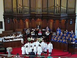 Knox Presbyterian Church (Toronto) - Knox Easter Service, 2006