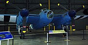 De avilland D 98 Mosquito B.Mk 35 (restored as a PR.XVI), National Museum of the US Air Force, Dayton, Ohio, USA. (32630405128).jpg