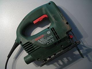 Jigsaw (power tool) type of saw