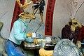 Deer enjoys tea, Haw Par Villa (14607226610).jpg