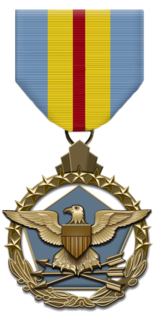Defense Distinguished Service Medal Military award of the United States Defense Department